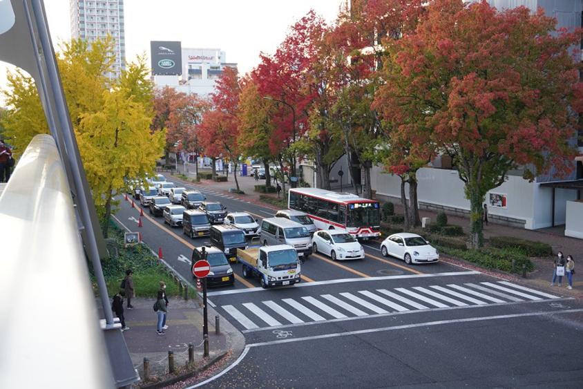 日本でたった3本の「100m道路」 名古屋市・久屋大通と若宮大通の歴史と今   トヨタ自動車のクルマ情報サイト‐GAZOO