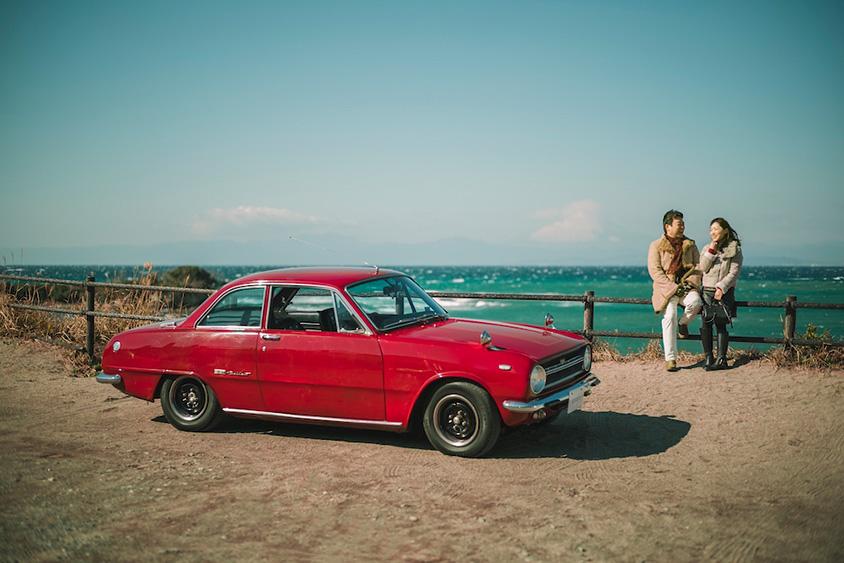 飾るためではなく乗るためのクルマとして、1969年式いすゞ ベレット ...