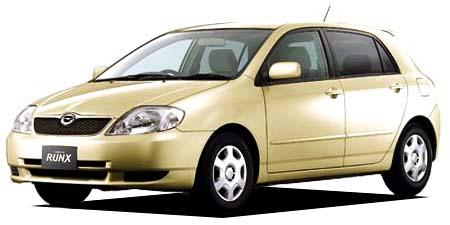 カローラランクス(2001年1月~2006年9月)  トヨタ自動車のクルマ情報 ...