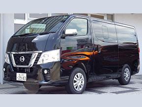 【マイナーチェンジ】日産・新型NV350キャラバン 展示 in 日産サティオ富山 富山東店