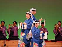 【平 風物詩】平高校郷土芸能部が最優秀賞を受賞しました。
