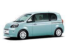トヨタ ポルテ、スペイドの一部改良と 特別仕様車