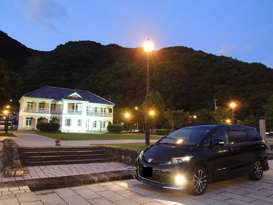 熊本県宇城市にある『三角西港』は、天草地方観光の際に絶対寄っておきたい所だ!