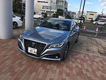 TOYOTA自動車  新型HV 勝手に試乗会 2.5L&3.5L そして・・・。予告 追記