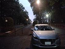 車で行くところでは無いね、古都 「鎌倉」