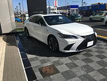 TOYOTA自動車  新型HV 勝手に試乗会 2.5L&3.5L そして・・・。LEXUS ES 300h version L & CAMRY WS編