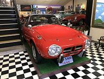 ヨタハチにうっとり。久しぶりの自動車歴史館
