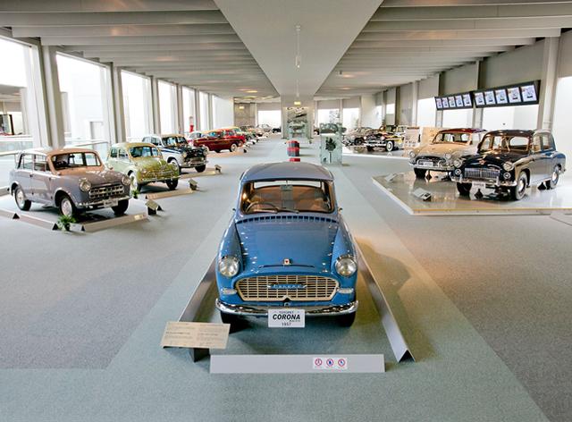 トヨタ 博物館