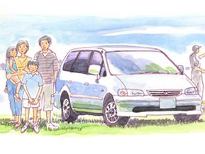 ミニバン文化の発展(1994年)