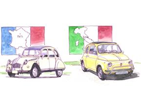 欧州大衆車の勃興(1957年)