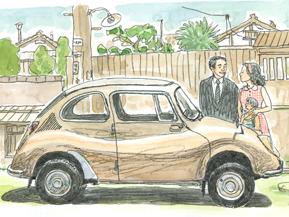 軽自動車群雄割拠(1958年)