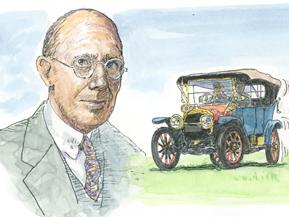 【技術革新の足跡】運転を民主化せよ――セルフスターターという大発明(1912年)