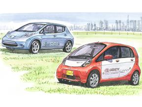 【技術革新の足跡】EV――電池を革新せよ(2006年)