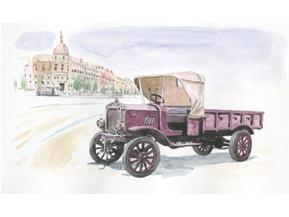 いすゞと日野――日本自動車産業の淵源(1929年)