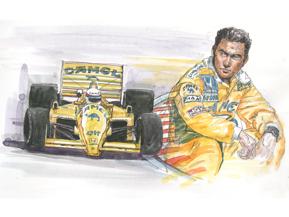 日本人F1ドライバー熱風録(1987年)