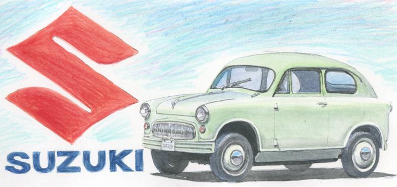 スズキ 軽自動車のパイオニア 1955年 トヨタ自動車のクルマ情報