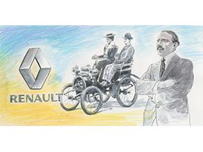 自動車の歴史 ルノー誕生――フランスの革新者 (1899年)