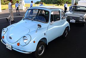 スバルのヒストリックカー試乗体験記(前編)