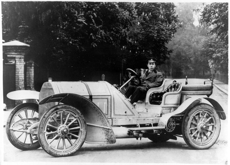 多摩川スピードウェイ――自動車競走の時代 (1936年)   トヨタ自動車の ...