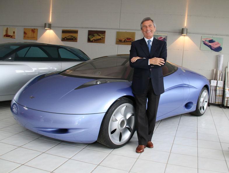 偉人たちとの思い出 レオナルドフィオラヴァンティ トヨタ自動車