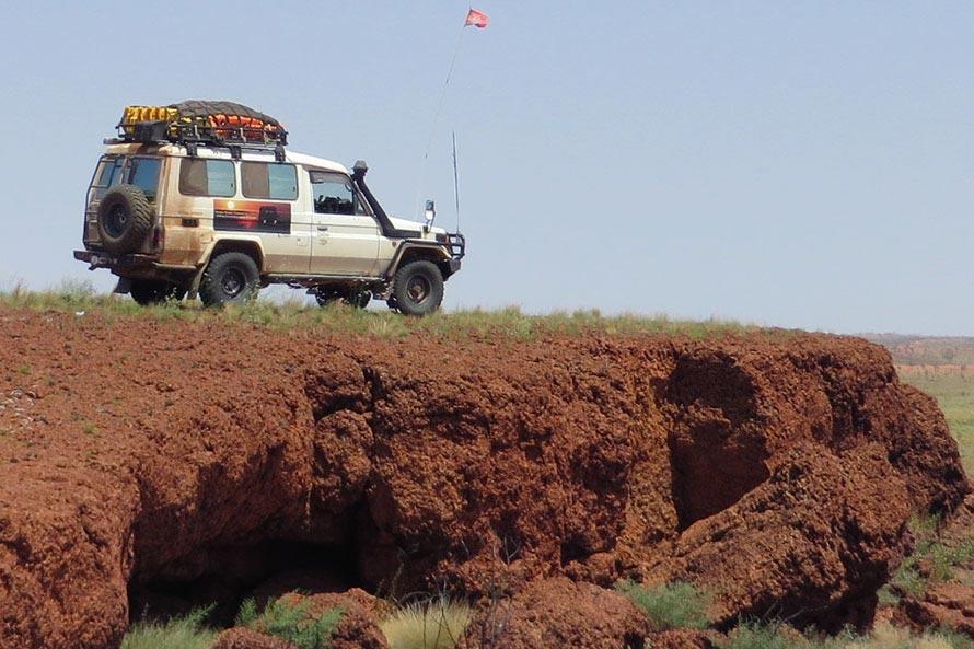 グレートサンディ砂漠、キャニング・ストックルート