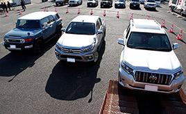 大人気のハイラックス、プラド、FJクルーザー トヨタSUV徹底比較!