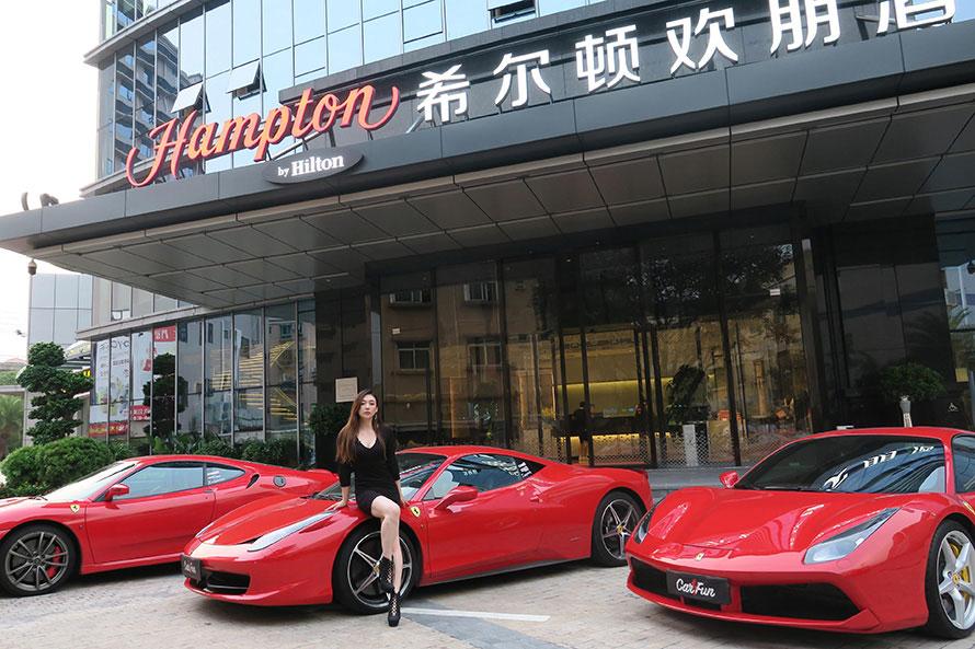 中国でも大人気で現地番組にゲスト出演することも多い