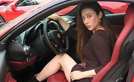 サーキット、ドリフト、ラリーに挑む塚本奈々美さん ~モータースポーツに挑戦する女性~