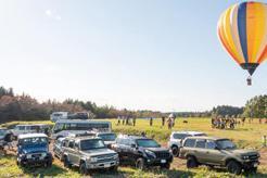 史上最多の800台のランドクルーザーが集まる「LCM」