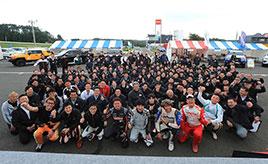 クルマで走ると笑顔が増える。宮城トヨタグループ モーターフェスティバル