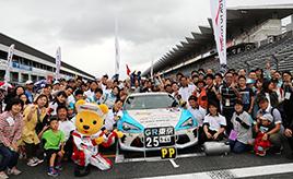 『86/BRZ Race』プロシリーズで社員ドライバーが優勝! ~「GR Garage東京」が挑むモータースポーツとファン作りとは~