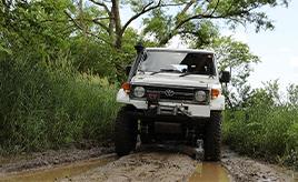 北米で大人気、BF Goodrichの新タイヤサイズが日本上陸!スタイルも決まり、いざオフロードへ!