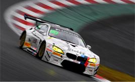 巨漢でも驚きのコーナリング BMW M6 GT3初試乗