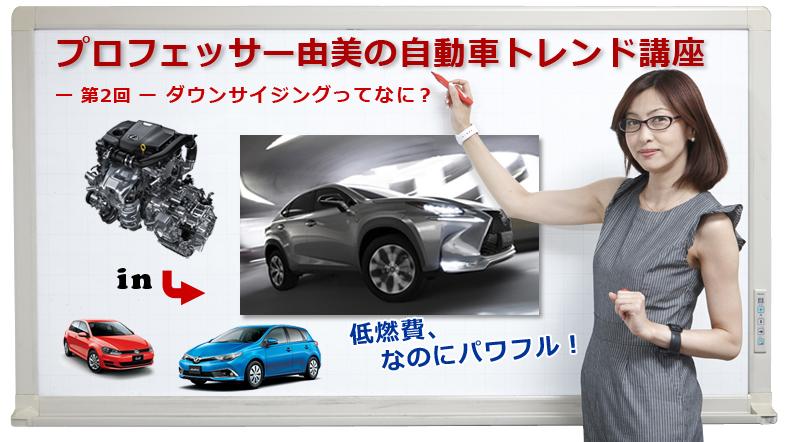 第2回 ダウンサイジングってなに? | トヨタ自動車のクルマ情報サイト ...