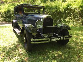 ただいま86歳!? 1930年製シトロエン・ C6試乗レポート