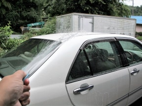 もう一度おさらいしよう! 基本的な洗車の仕方