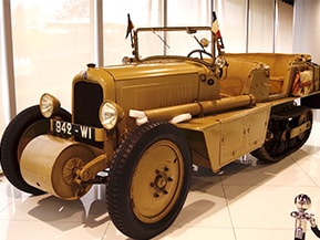 「上海自動車博物館」は世界の名車・珍車が勢ぞろい!