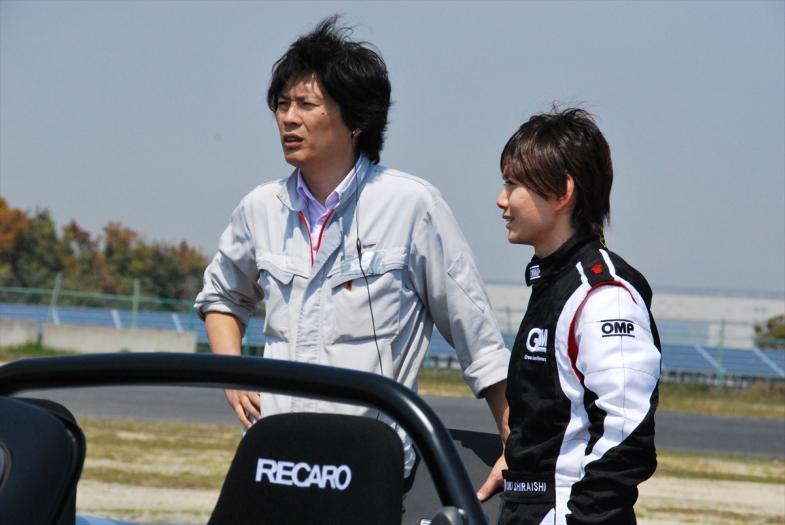 お話を伺った藤墳裕次さん(左)