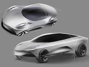 コンセプトカー「AKXY」が示す近未来のクルマの姿