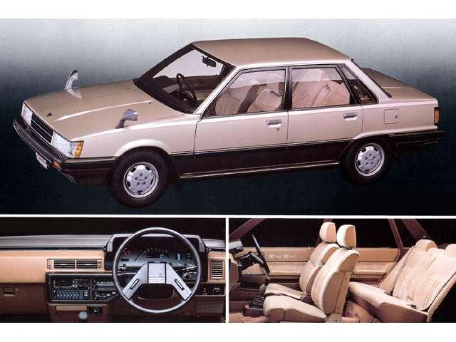 トヨタの前輪駆動(FF)セダンの最上級モデルとして1982年に発売されたカムリ