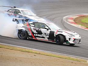 アメリカ発のもうひとつのドリフト!Formula Drift Japan Rd.3@富士スピードウェイ