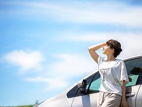 運転好きな女性必見! おさえておきたい、ドライブ時の紫外線対策