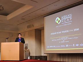 国が変われば交通安全も変わる!「2017 NCAP & Safety Forum in Tokyo」レポート