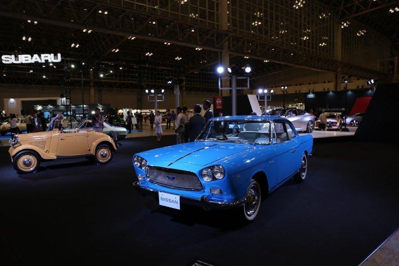 大卒初任給が1万数千円だった1962年当時、182万円という超高額車だったスカイラインスポーツクーペ(総生産台数は75 台)