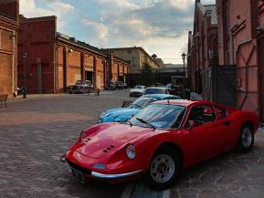 赤レンガ倉庫で名車を眺める「GLION MUSEUM」 ~ミュージアム編~