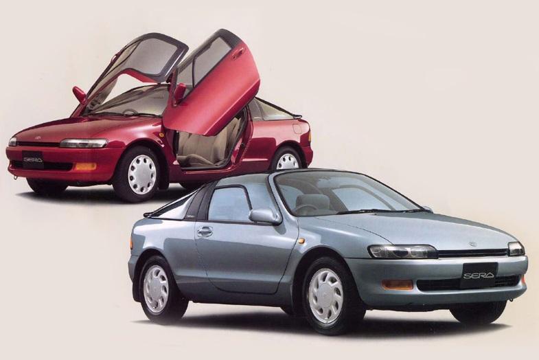 トヨタがチャレンジしたユニークなクルマたち 90年代編