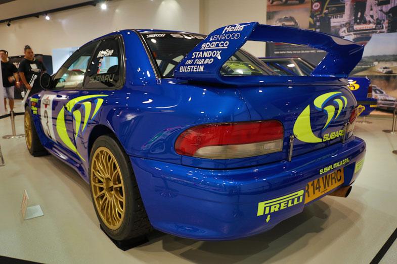 ちなみに1997年にマクレーが実際にドライビングしたWRカーは、ドイツで完璧にレストアされ約3700万円で販売されている