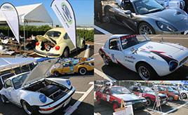 「CO2削減、アクセル全開!」がテーマ! 電気自動車の祭典「ジャパンEVフェスティバル2017」
