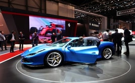 20億円オーバーの車両も! ジュネーブモーターショーで注目の欧州車7台
