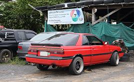 海外で見かけたちょっと懐かしい日本車 ~東南アジア 昭和車編~